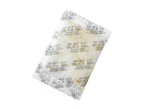Silica Gel Orange 5 gram non-food desiccant