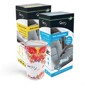 Giftset Airdry ICE Flower