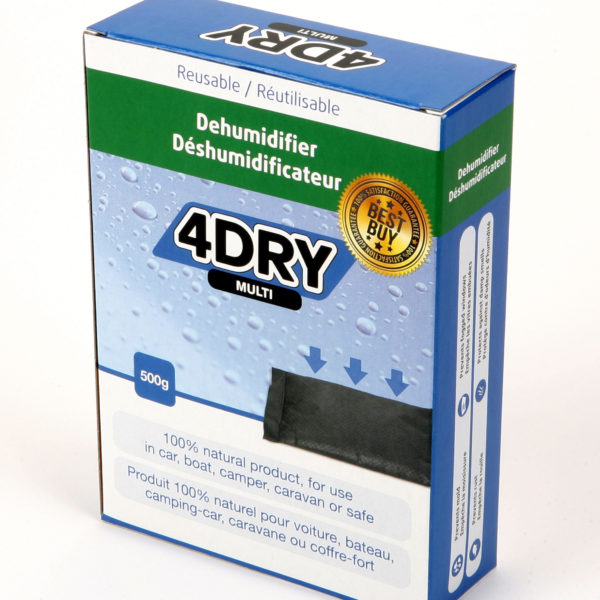 4Dry multi dehumidifier